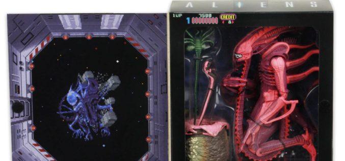 NECA Toys Aliens Xenomorph Warrior Arcade Appearance 7″ Figure On Amazon & eBay