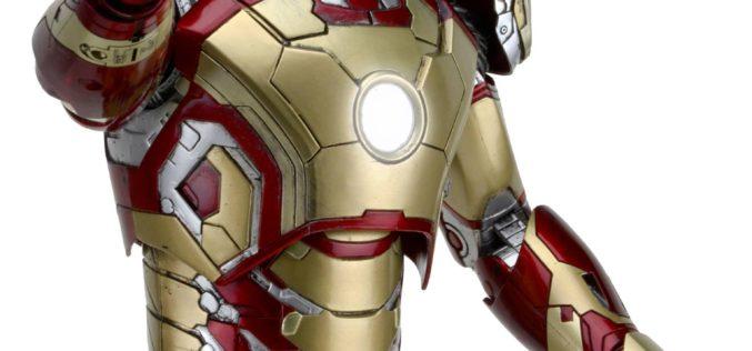 NECA Toys Iron Man 3 – 1/4″ Scale Mark 42 Figure On Amazon & eBay Storefront