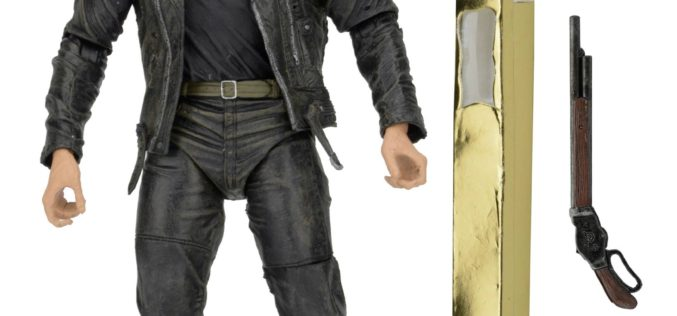 NECA Toys Terminator 2: 7″ Ultimate T-800 3D Figure On Official Amazon & eBay Storefront