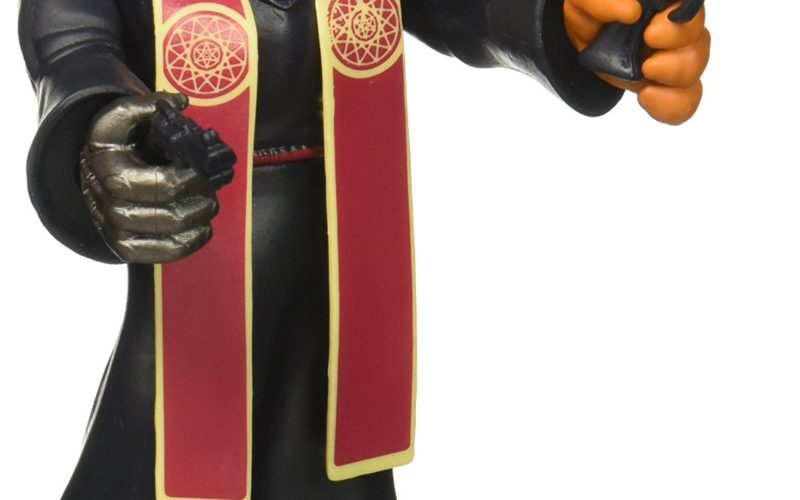 Playmates Toys TMNT Crimson Leader Figure Pre-Order On Amazon