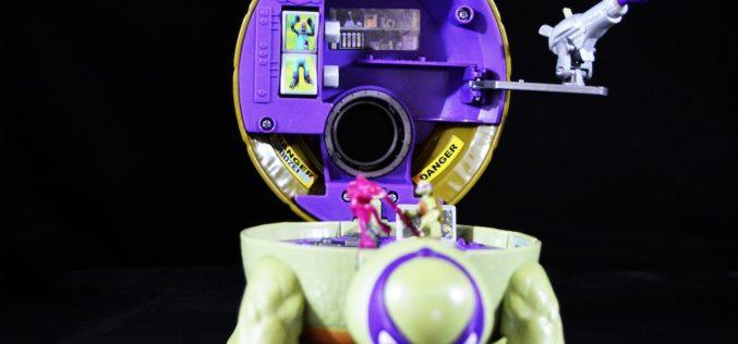 Playmates Toys Teenage Mutant Ninja Turtles Micro Mutants Donnie's Lab Review