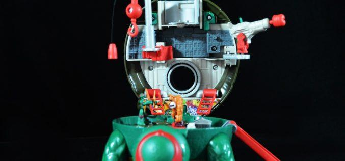 Playmates Toys Teenage Mutant Ninja Turtles Micro Mutants Raph's Rooftop Review