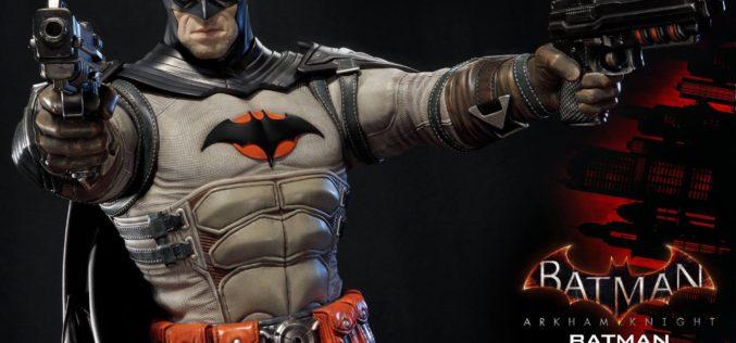 Prime 1 Studio Batman: Arkham Knight – Flashpoint Outfit Batman Statue Pre-Orders