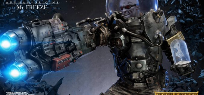 Prime 1 Studio Batman: Arkham Origins – Mr. Freeze Statue Pre-Orders