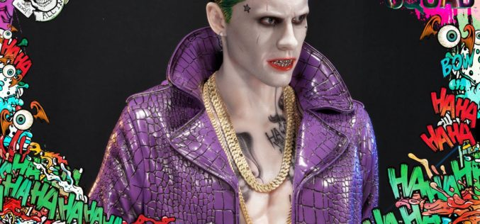 Prime 1 Studio Suicide Squad – The Joker Statue