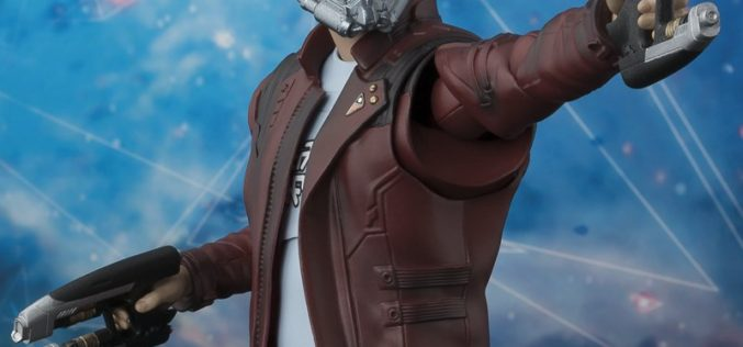 S.H. Figuarts Guardians Of The Galaxy Vol. 2 – Star-Lord With Rocket Figures