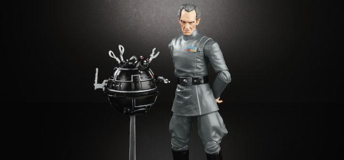 Hasbro Star Wars: The Black Series 6″ Tarkin Figure Update