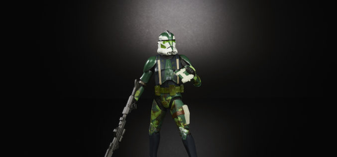 "Star Wars The Black Series 6″ Commander Gree Figure Coming To Toys ""R"" Us"