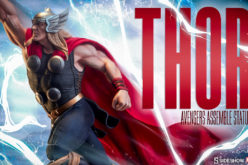 Sideshow Collectibles Avengers Thor Statue Video Preview