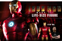 Sideshow Collectibles Previews Iron Man Mark 3 Life Size Figure