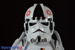 Sideshow Collectibles Star Wars Imperial AT-AT Sixth Scale Figure Review