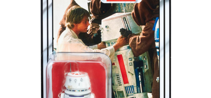 Hasbro Star Wars The Black Series 6″ R5-D4 Figure Shipping From GameStop