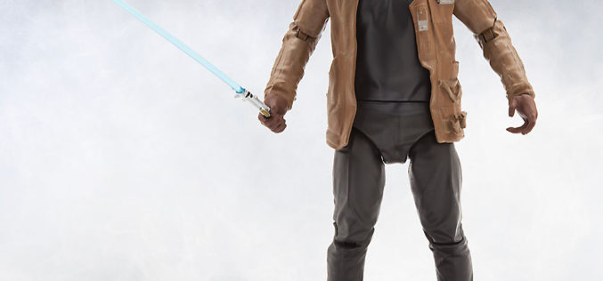Disney Store Star Wars Elite Series New Finn & Stormtrooper Figures Listed