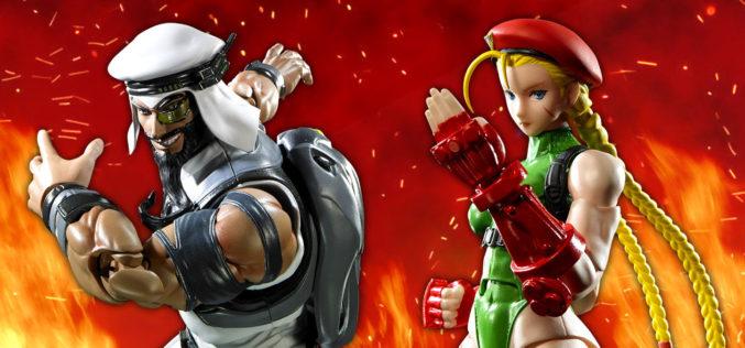 Bandai Tamashii Nations S.H. Figuarts Street Fighter V Rashid & Cammy