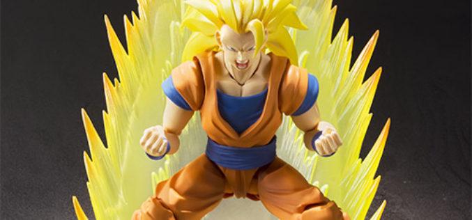 Bandai Tamashii Nations S.H. Figuarts Super Saiyan Son 3 Goku Figure