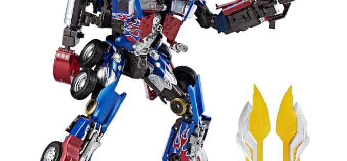 Transformers Masterpiece Optimus Prime Movie Series Figure Revealed