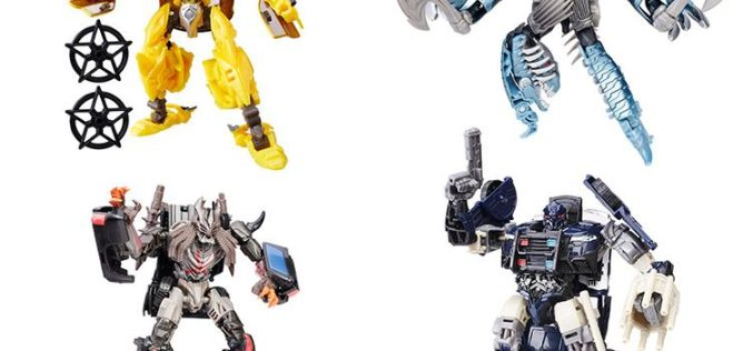 Hasbro Transformers: The Last Knight Figures Pre-Orders