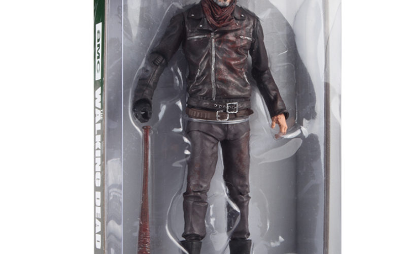 McFarlane Toys The Walking Dead TV Series – Negan 7″ Bloody Exclusive Variant