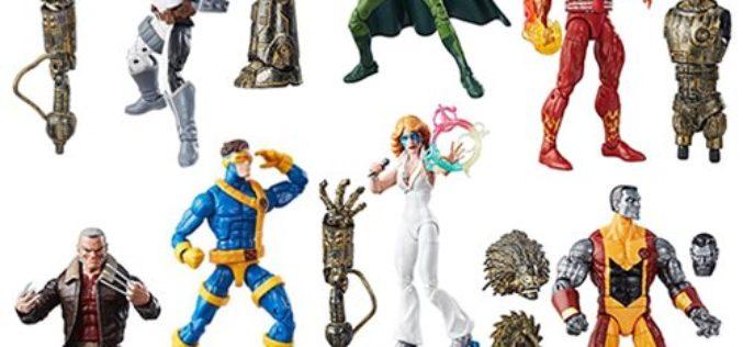 X-Men Marvel Legends 6″ Action Figures Wave 2 Pre-Orders