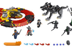 LEGO Reveals Two Thor Ragnarok Sets – Thor Vs. Hulk Arena Clash & The Ultimate Battle For Asgard