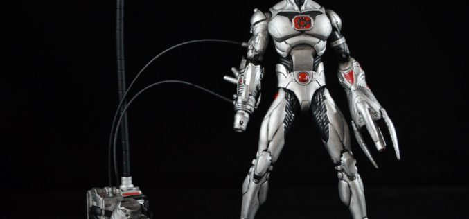 DC Collectibles Icons 6″ Cyborg Deluxe Figure Review