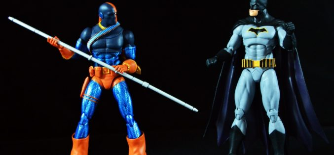 DC Collectibles Icons 6″ Deathstroke Figure Review