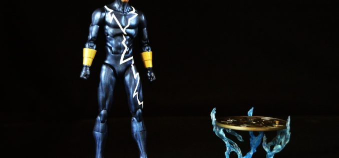 DC Collectibles Icons 6″ Static Shock Figure Review