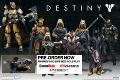 McFarlane Toys Destiny 7″ Figures Displayed In New Video