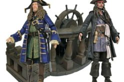Diamond Select Toys Cancels Pirates Of The Caribbean: Dead Men Tell No Tales Select Figures