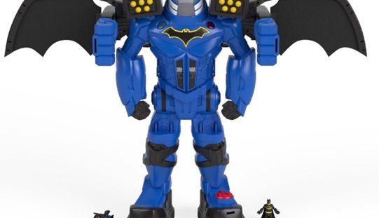 Fisher-Price Imaginext DC Super Friends Batbot Xtreme