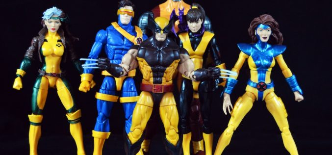 Hasbro Marvel Legends X-Men Series 2 Colossus Figure Review