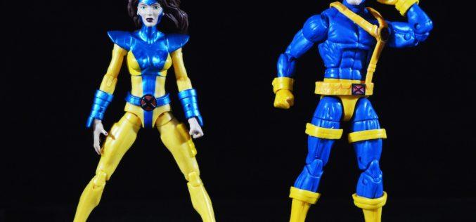 Hasbro Marvel Legends X-Men Series 2 Cyclops Figure Review