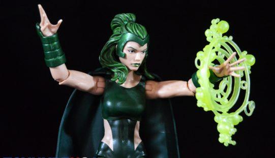 Hasbro Marvel Legends X-Men Series 2 Polaris Figure Review