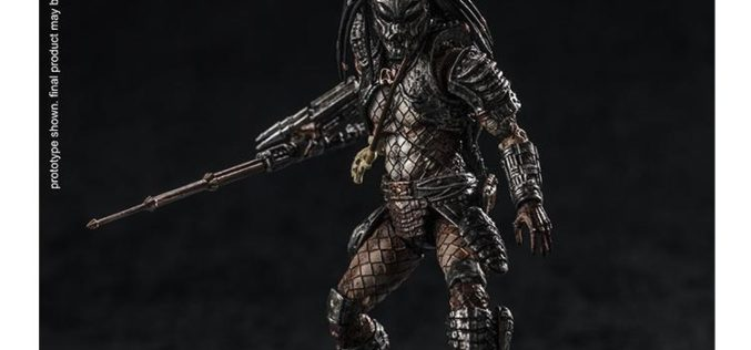 Hiya Toys City Hunter & Guardian Predator 3.75″ Figure Pre-Orders