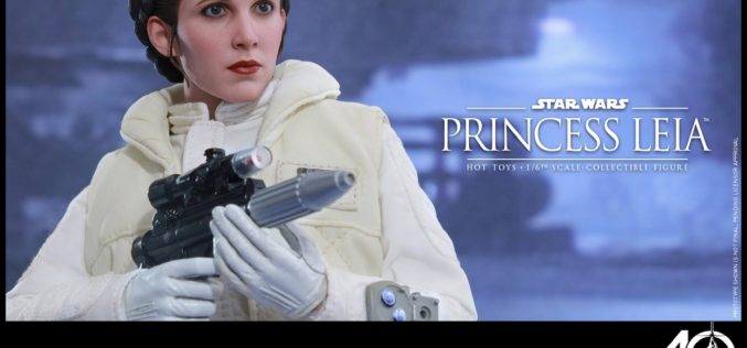 Hot Toys Star Wars: The Empire Strikes Back – Princess Leia Sixth Scale Figure