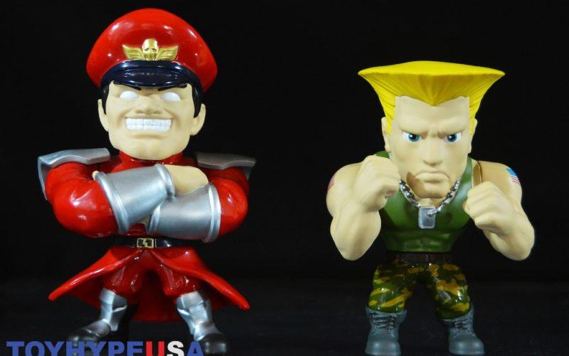Jada Toys: Street Fighter Metals Die Cast 4″ Figures Review