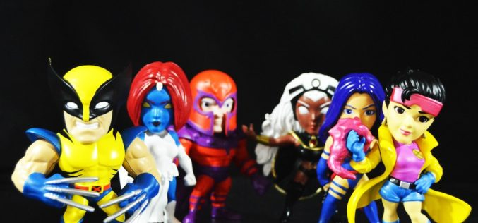 Jada Toys: X-Men Metals Die Cast 4″ Figures Review