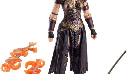 Mattel: DC Multiverse Wonder Woman Movie – Menalippe Figure Pre-Orders $16.99 On Amazon