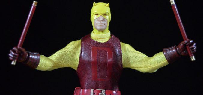 Mezco Toyz One:12 Collective Previews Exclusive Daredevil Figure Review