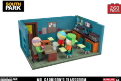 McFarlane Toys South Park Construction Sets Available To Pre-Order