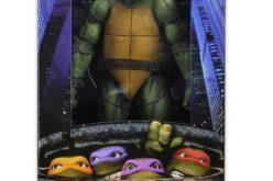 NECA Toys Teenage Mutant Ninja Turtles 1/4″ Scale Raphael Back In-Stock On Amazon & eBay Storefront