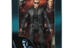 NECA Toys Terminator 2: 7″ Ultimate T-800 25th Anniversary 3D Figure – Final Packaging Images