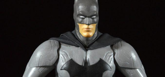 NJ Croce Justice League New 52 Batman – Bendable 8″ Figure Review