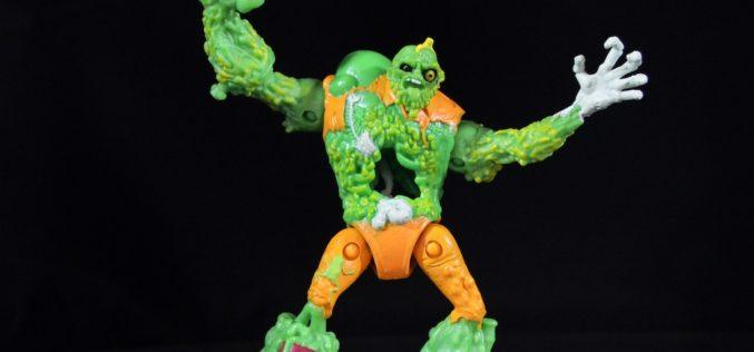 Playmates Toys Teenage Mutant Ninja Turtles Muckman Figure Review