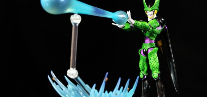 S.H. Figuarts Dragon Ball Z Premium Color Version Perfect Cell Figure Review