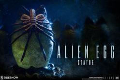 Sideshow Collectibles Alien Egg Statue Official Details & Images