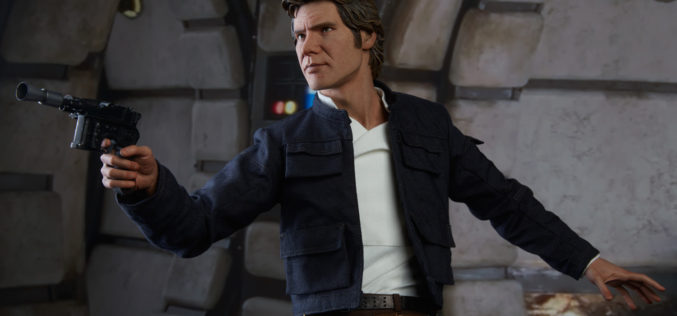 Sideshow Collectibles Han Solo Star Wars Premium Format Figure Pre-Orders
