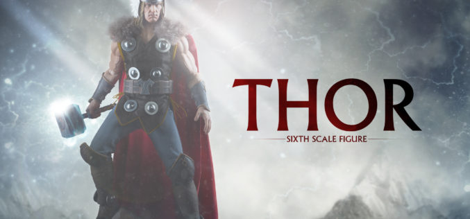 Sideshow Collectibles Thor Sixth Scale Figure Preview