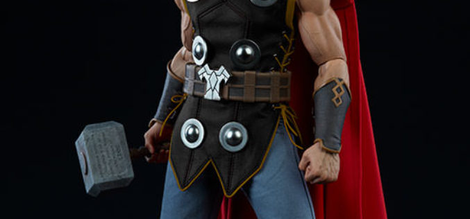 Sideshow Collectibles Thor Sixth Scale Figure Pre-Orders