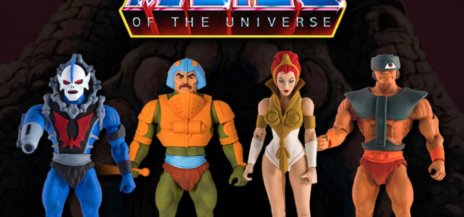 Mattel/Super 7 Masters Of The Universe Classics Pre-Order Kicks Off Friday, May 5th